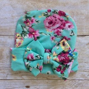 Other - Floral Hat